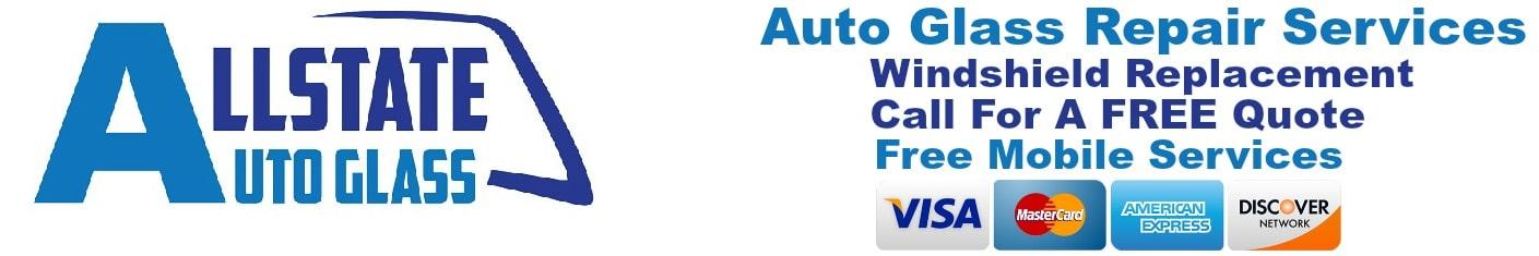 Allstate Auto Glass Logo